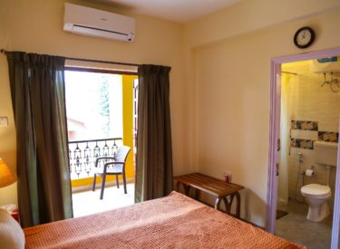 Casa Candolina Goa (Service Apartment in Goa for rent) - Master-Bedroom