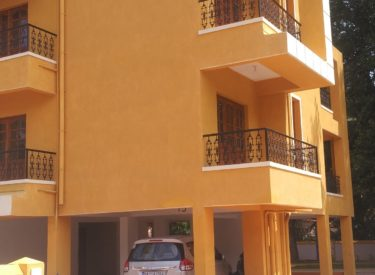 Casa Candolina Goa (Service Apartment in Goa for rent) - Parking