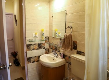 Casa Candolina Goa (Service Apartment in Goa for rent) - Second Bathroom